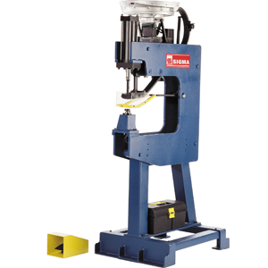 Sigma 2598-S T-nut Insertion Machine