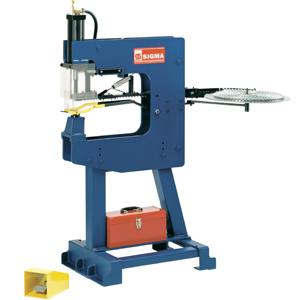 Sigma 4598-S T-nut Insertion Machine