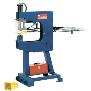 Sigma 4598-L T-nut Insertion Machine
