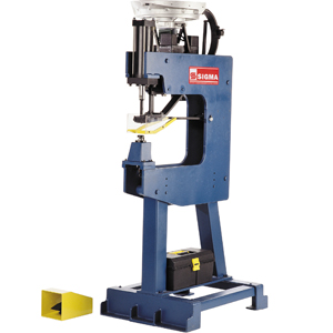 Sigma 6598-LB T-nut Insertion Machine