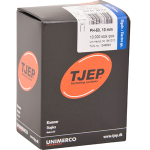 TJEP PH-50 staples 10 mm