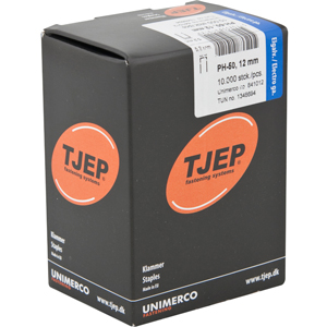 TJEP PH-50 staples 12 mm