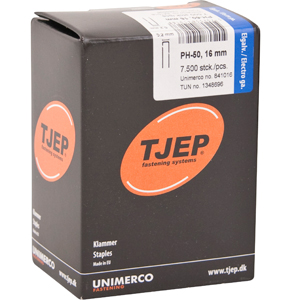TJEP PH-50 staples 16 mm