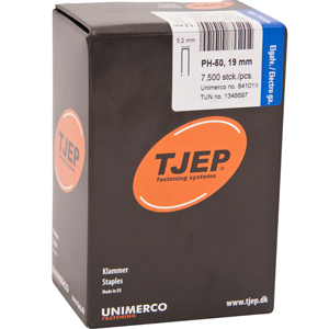 TJEP PH-50 staples 19 mm