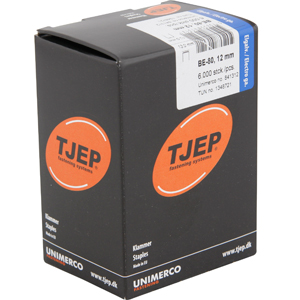 TJEP BE-80 staples 12 mm