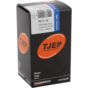 TJEP RA-11 3/8 staples